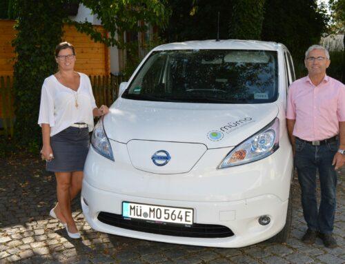 Elektro-Auto für Oberbergkirchen