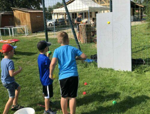 Ferienprogramm der VG Oberbergkirchen kürte Kinder-Olympioniken