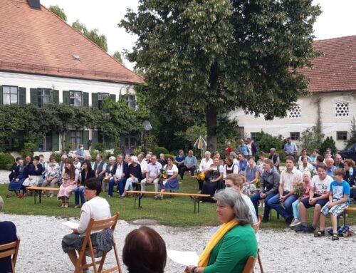 Pfarrgemeinde Lohkirchen feierte Kirchenpatrozinium