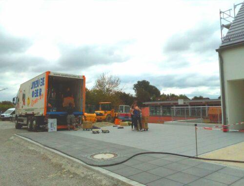 Gemeinde Oberbergkirchen zieht ins neue Kinderhaus um