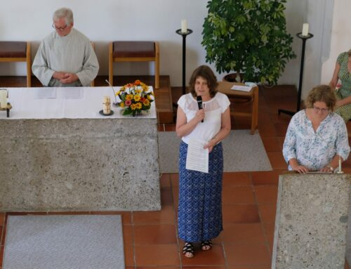 Zangberger Seniorenkreis feierte 5-jähriges Bestehen