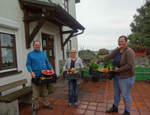 Regionale Bio-Produkte für Kita St. Michael in Schönberg