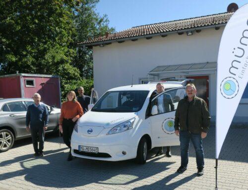 Carsharing in Oberbergkirchen mit dem Mümo
