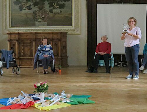 Beim Zangberger Seniorennachmittag wichtige Themen besprochen