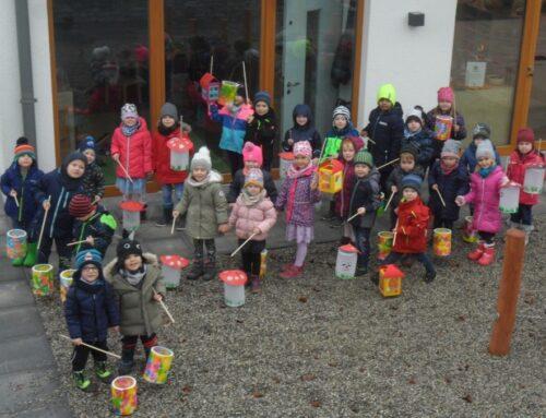 Haus der Kinder St. Martin in Oberbergkirchen feierte ihren Namenspatron