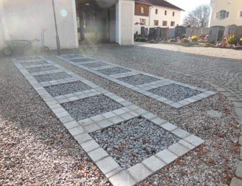 Pfarrei Schönberg bietet Urnengräber an