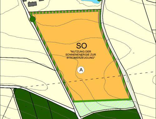 Bekanntmachung über die Änderung des Flächennutzungsplanes, Gemeinde Schönberg
