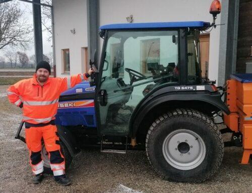 Thomas Heindl ist neuer Gemeindearbeiter in Zangberg