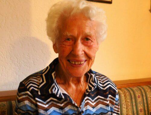 Maria Stadler feierte 90. Geburtstag