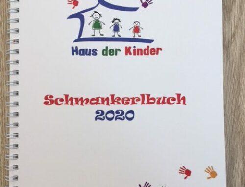 Haus der Kinder, Oberbergkirchen, bringt Schmankerl-Buch heraus