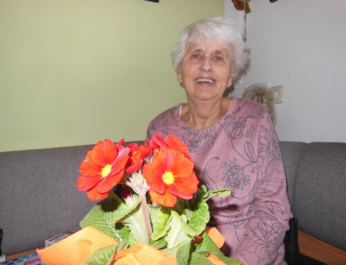 Franziska Lantenhammer aus Aspertsham feierte 80. Geburtstag