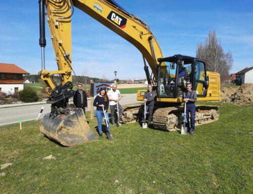 Acht neue Bauparzellen im Baugebiet Binderwiese in Lohkirchen