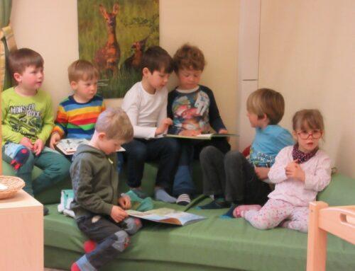 Kita Herz Jesu in Zangberg erhielt neue Couch