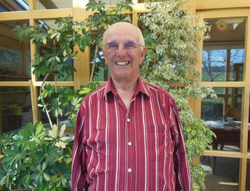 Engelbert Wiesböck vollendete 80. Lebensjahr