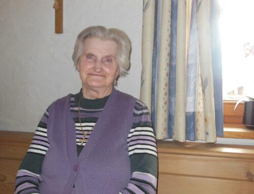 Maria Zeiler aus Schönberg feierte 85. Geburtstag