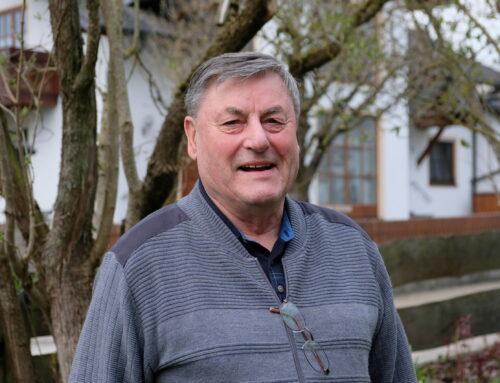Josef Märkl feierte 80. Geburtstag