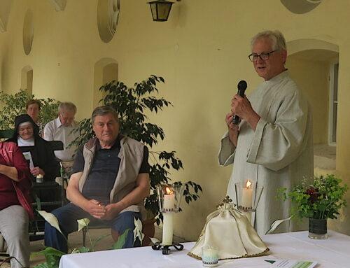 Seniorengottesdienst in Zangberg abgehalten