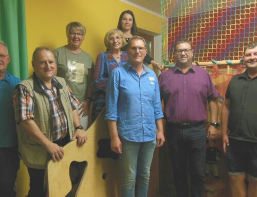 Schönberger Kindergartenförderverein hielt Jahreshautpversammlung ab
