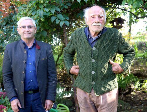 Eberhard Koch feierte 80. Geburtstag