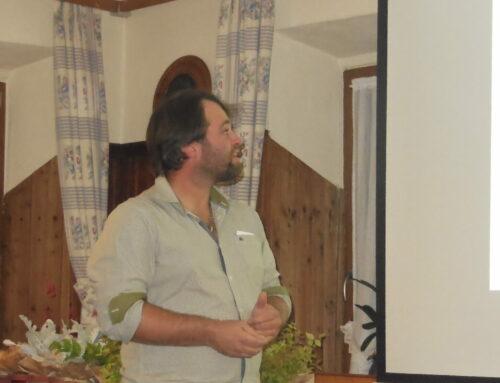 Gartenbauverein Schönberg lud zur Herbstversammlung