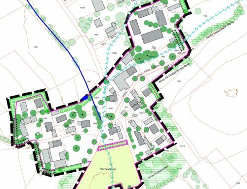 Bekanntmachung über die 1. Satzung zur Änderung der Außenbereichssatzung Aubenham