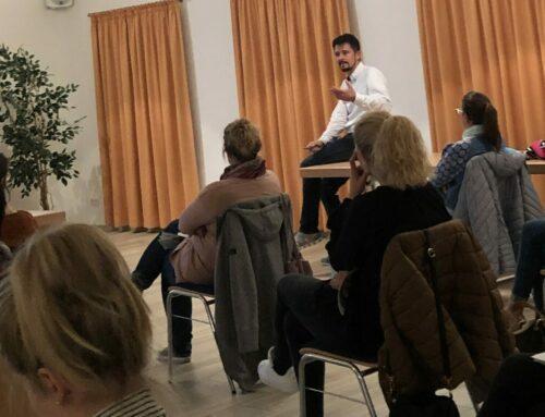 Familienstützpunkt VGem Oberbergkirchen mit Vortrag zu Spagyrik und Homöopathie bei Kindern